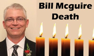 Bill Mcguire Death Updated 2020