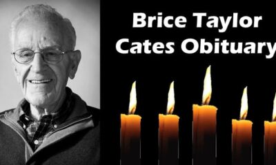 Brice Taylor Cates Obituary Updated 2020