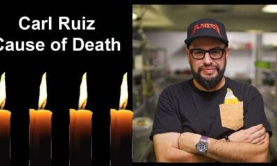 Carl Ruiz Cause of Death Updated 2020