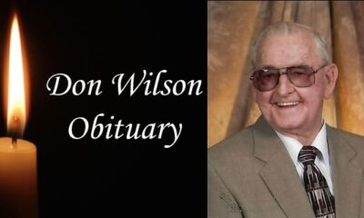 Don Wilson Obituary Updated 2020