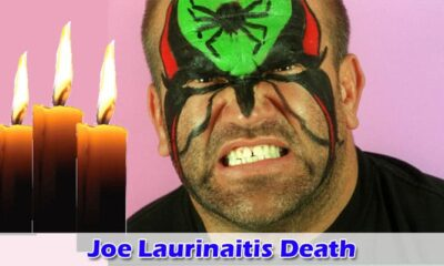 Joe Laurinaitis Death Updated 2020