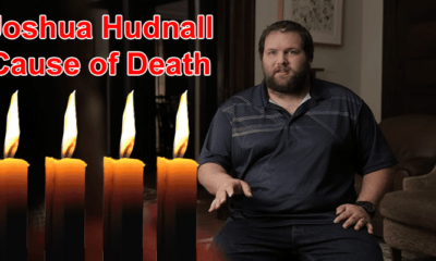 Joshua Hudnall Cause Of Death Updated 2020