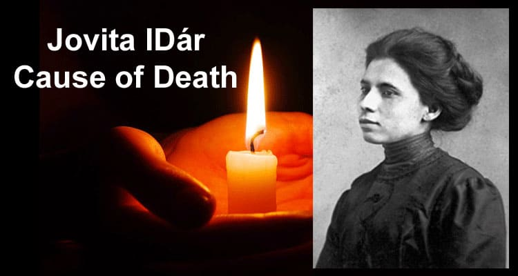 Jovita IDár Cause of D Updated 2020