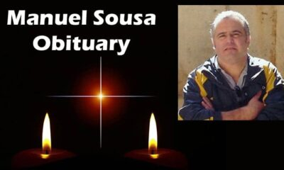 Manuel Sousa Obituary Updated 2020
