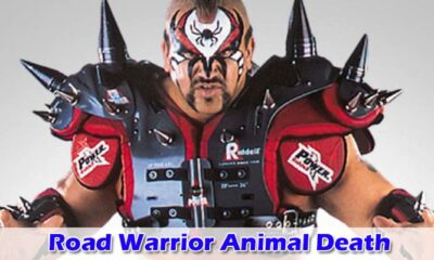 Road Warrior Animal Death Updated 2020