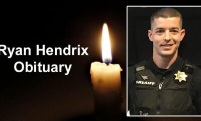 Ryan Hendrix Obituary Update 2020