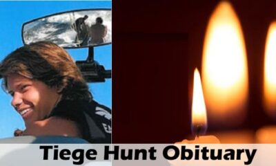 Tiege Hunt Obituary Updated 2020