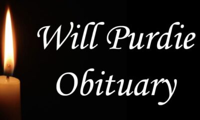 Will Purdie Obituary Updated 2020