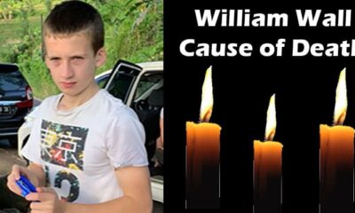 William Wall Cause of Death Update 2020