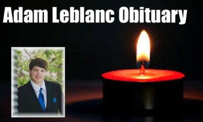 Adam Leblanc Obituary 2020