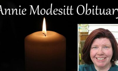 Annie Modesitt Obituary Updated 2020
