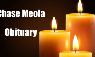 Chase Meola Obituary 2020