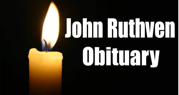 John Ruthven Obituary 2020