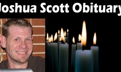 Joshua Scott Obituary Updated 2020