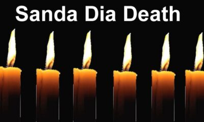Sanda Dia Death Updated 2020